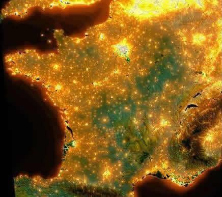 Extinction de l'éclairage publique la nuit : une mesure phare - Noyal-Châtillon-sur-Seiche